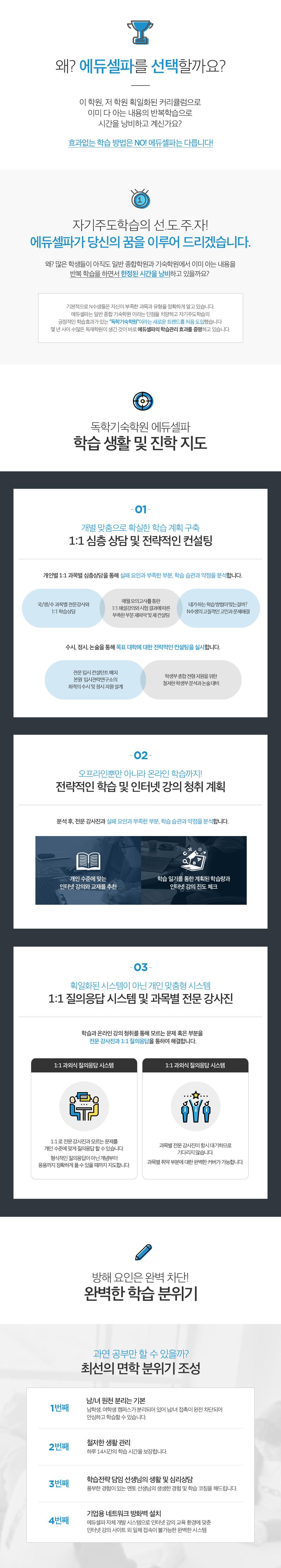 2019학년도 재수선행반 소개