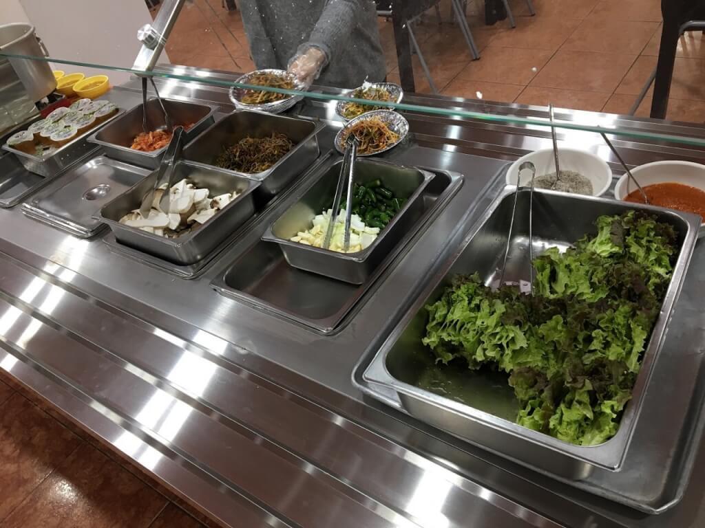 에듀셀파 독학기숙학원 남학생 식당